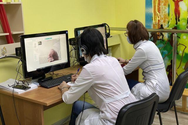 Подобные центры планируют открыть и в других поликлиниках столицы края.