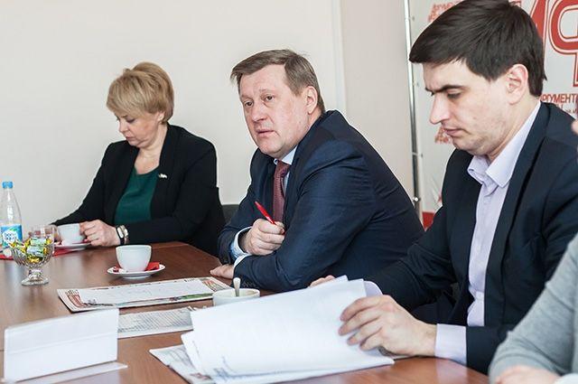 эр Новосибирска Анатолий Локоть назвал городской бюджет 2021 года одним из самых напряженных за последнее время.