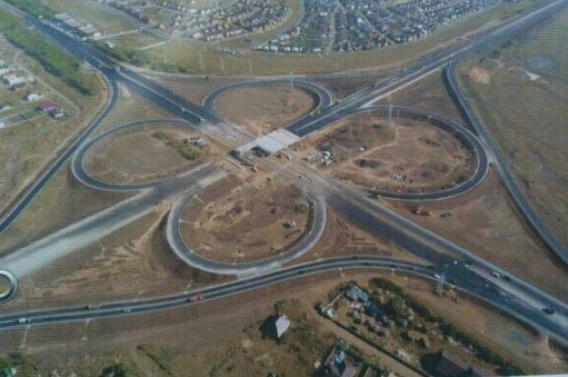 В Оренбурге продолжат строительство дороги «Обход Оренбурга».