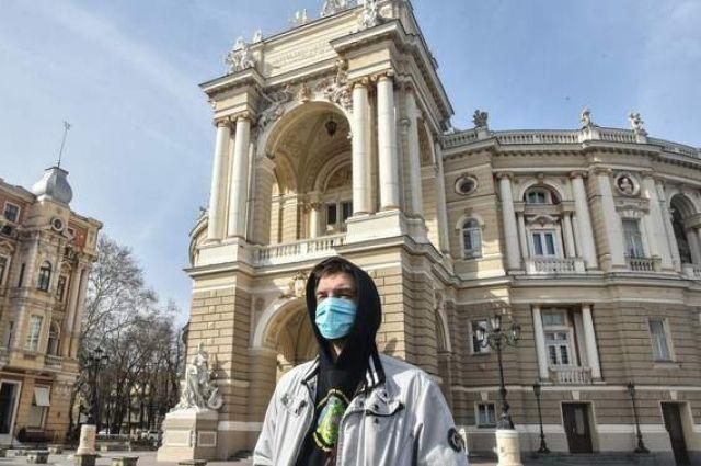 В Украине за отсутствие масок начнут штрафовать уже завтра