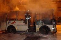 В пожаре на улице Транспортной Оренбурга никто не пострадал.