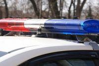 В настоящий момент на месте дорожной аварии работают сотрудники полиции