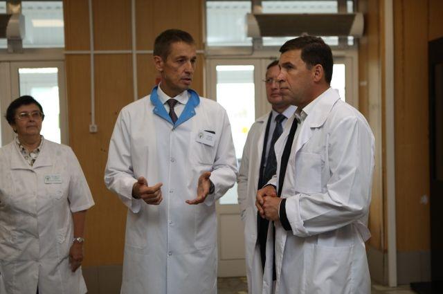 В Уральском федеральном округе пока не существует аналогов создаваемому центру.