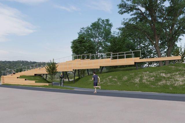 В Зеленоградске собираются строить трибуну для болельщиков пляжного волейбола