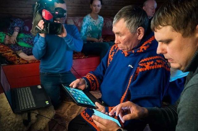 Павел Ципорин инспектирует реализацию проекта