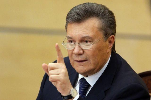 Апелляционный суд объяснил решение об отмене заочного ареста Януковича.
