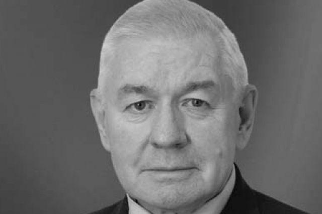 Анатолий Каллистов.