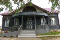 Мотыгинский драматический театр – единственный в России сельский театр.