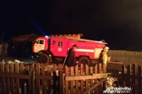 По предварительным данным, причиной возгорания стало нарушение правил эксплуатации электрооборудования.