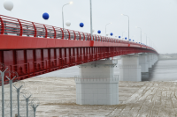 На проезд по Пуровскому мосту установили скидки до 50%