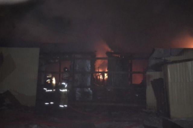 Три человека погибли и трое травмированы на пожаре в ХМАО.