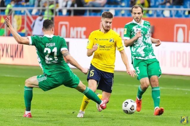 ФК «Ростов» и «Рубин» покажут некачественный футбол