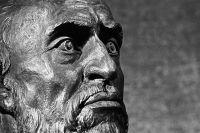 Скульптурный портрет царя Ивана Грозного — реконструкция антрополога Михаила Герасимова.