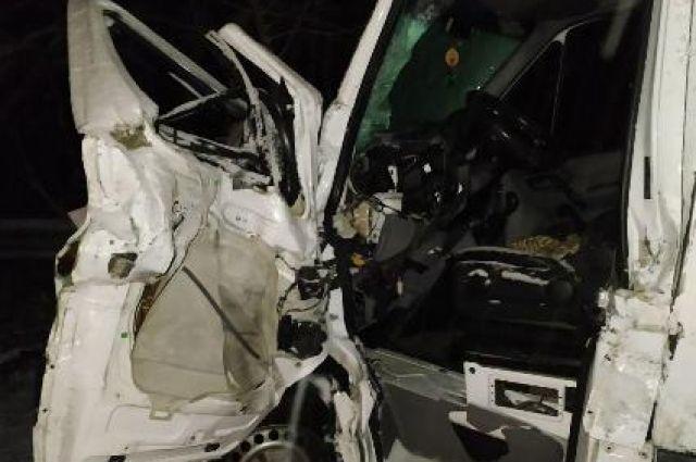 В Харьковской области произошло ДТП: есть пострадавшие