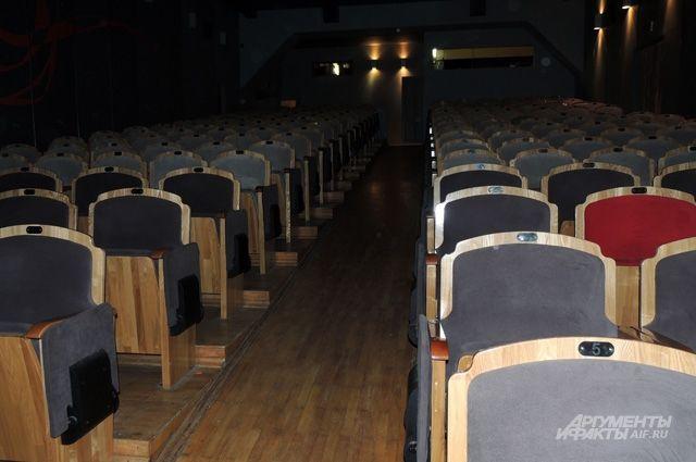 Сцена-трансформер появится в Театре юного зрителя в Ижевске