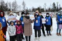 Добровольцы Пуровского района организовали  акцию #ЯПомог