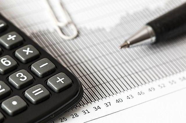 Новосибирцы уплатили в бюджет чуть более половины начисленных налогов.