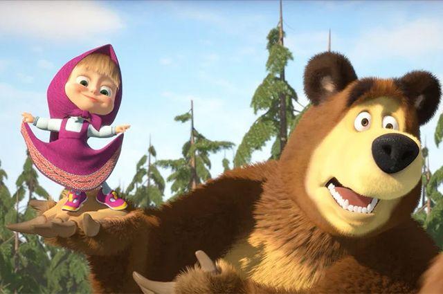«Маша и Медведь».