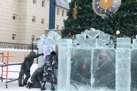 Ледовый городок построят по мотивам сказки Льюиса Кэрролла