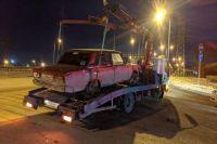 В Тюмени автоинспекторы задержали 14-летнего водителя