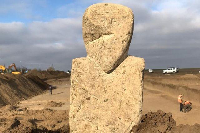 В Краснодарском крае найден уникальный артефакт VII-VIII веков нашей эры