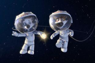 Третью часть мультфильма о Белке и Стрелке покажут на стриминговых платформах США