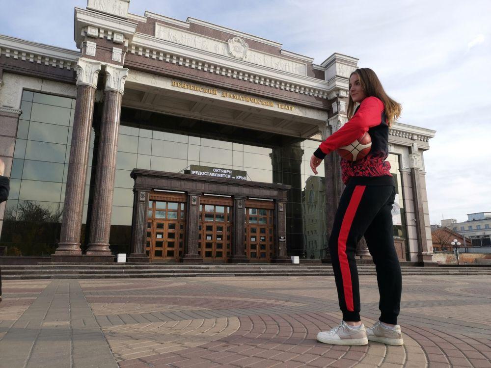 Пензенский областной драматический театр им. А.В. Луначарского.