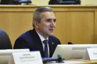 Губернатор Александр Моор выступит с докладом в Совете Федерации
