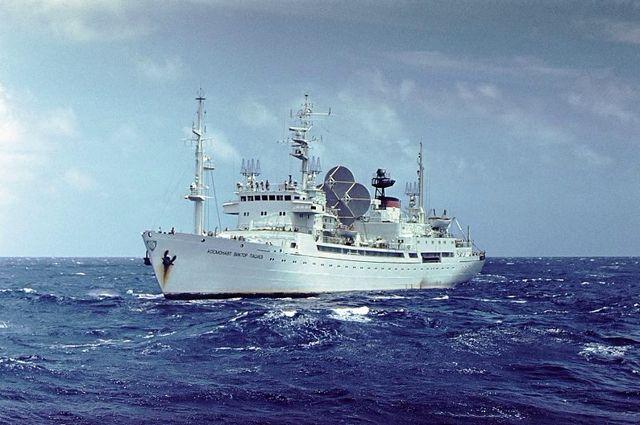 Музейное судно «Космонавт Виктор Пацаев» под угрозой утилизации