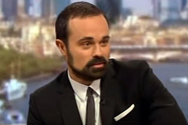 Евгений Лебедев.