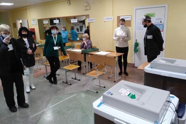 Довыборы в Екатеринбурге были организованы по антикоронавирусной технологии.
