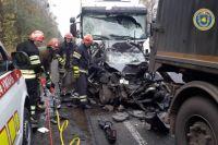 В Черкасской области произошло ДТП: два человека погибли