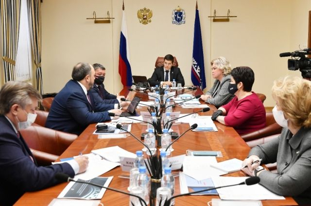 Основным лейтмотивом встречи стало качественное исполнение наказов избирателей