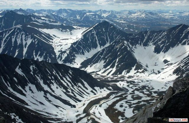 Фильм создан по итогам экспедиции на ледники Приполярного Урала