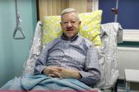 Алан Спенсер лечился в Перми шесть месяцев.