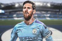 «Манчестер Сити» намерен предложить Месси контракт на 10 лет