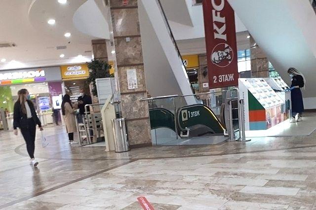 Охранникам ТЦ Тюмени разрешили проверять документы у посетителей