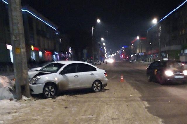 Инцидент произошел на проспекте Кирова.