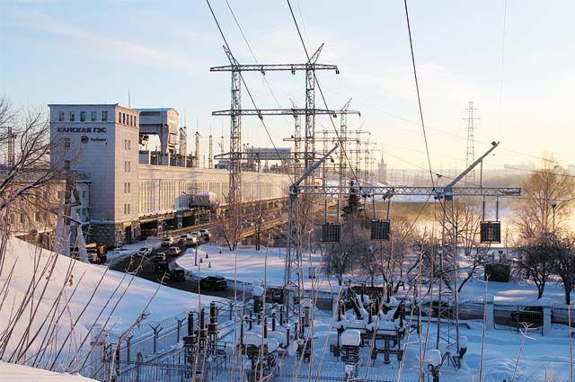 На гидроэлектростанции завершили работы по замене оборудования. Это в несколько раз повысило уровень безопасности объекта.