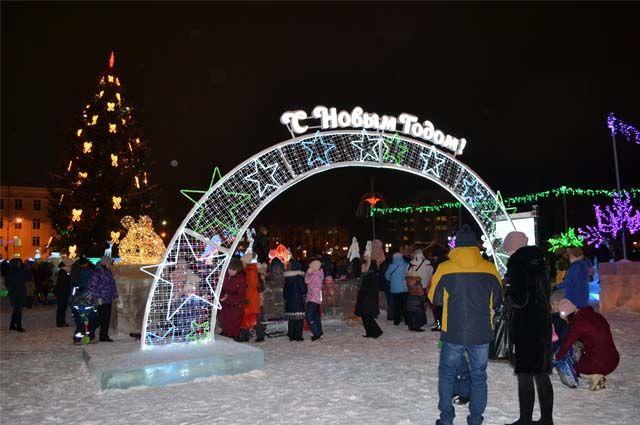 Оформление Стефановской площади будет посвящено предстоящему столетию Республики Коми.