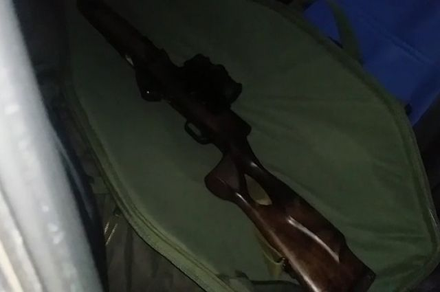 В Оренбуржье возбуждено уголовное дело по статье «Незаконная охота».