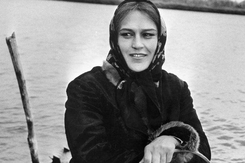 Нонна Мордюкова в роли Антонины Кашириной в художественном фильме «Возврата нет», 1973 год.