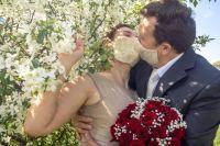 За 9 месяцев 2020 года зарегистрировали 2 850 браков.