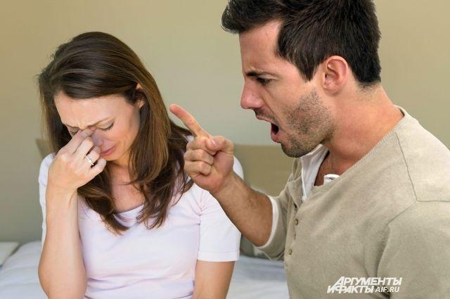 Каждый третий россиянин сталкивался с домашним насилием.