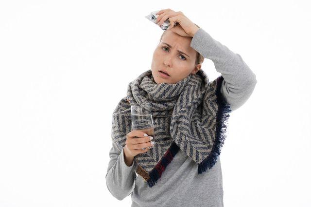 В Тюменской области ОРВИ начали чаще болеть взрослые
