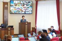 Проект бюджета прошёл публичные слушания в Думе края.