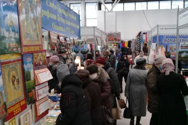 Православная выставка-ярмарка вновь открылась в Тюмени