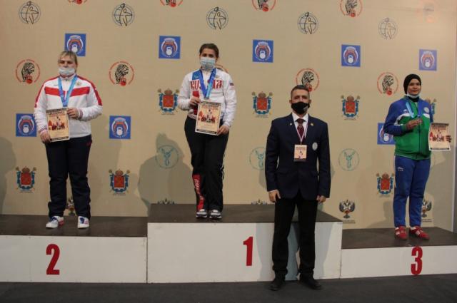 Преподаватель ТИУ стала второй на Чемпионате мира по гиревому спорту