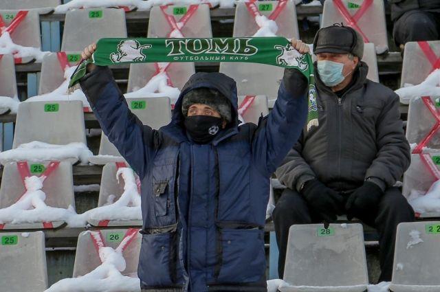 Следующий матч томичи проведут 29 ноября на выезде против «Динамо-Брянск».