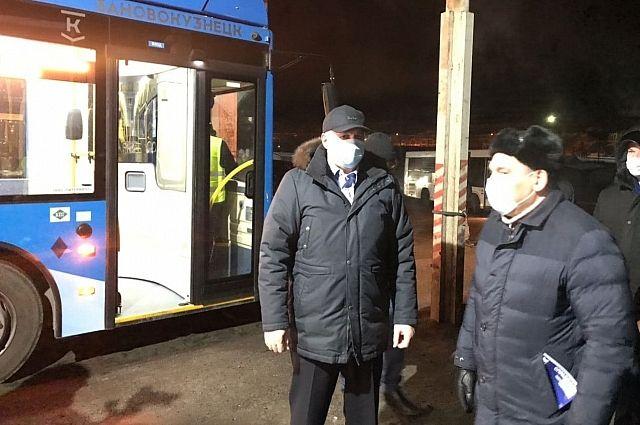 С 18 ноября в Новокузнецке проводится транспортная реформа.